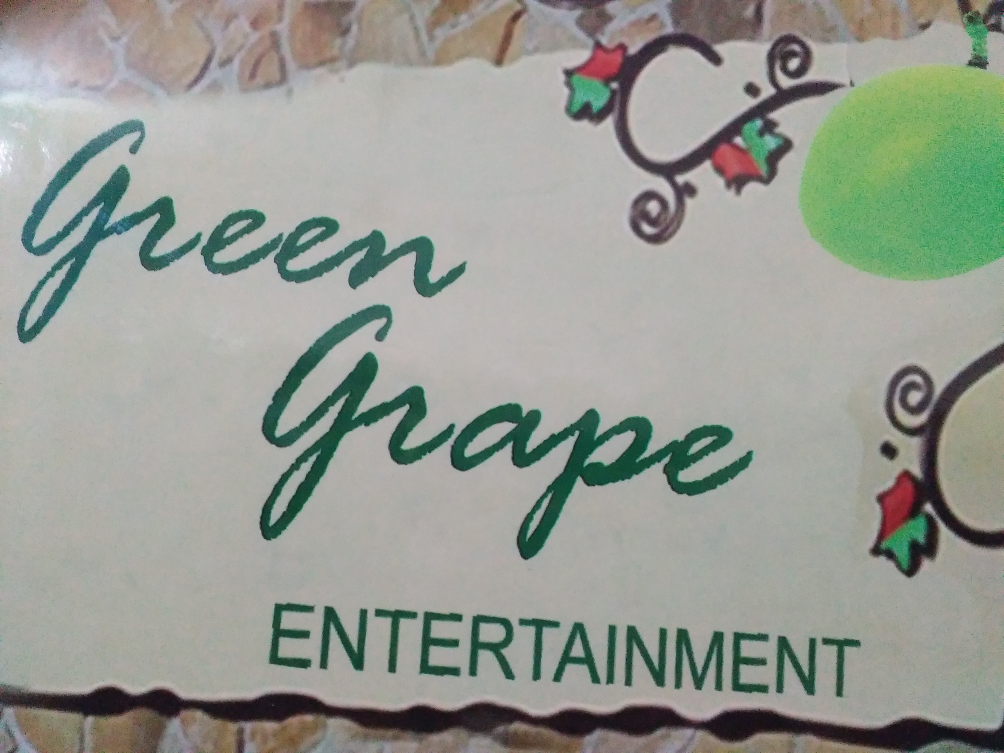 Green Grape Entertainment